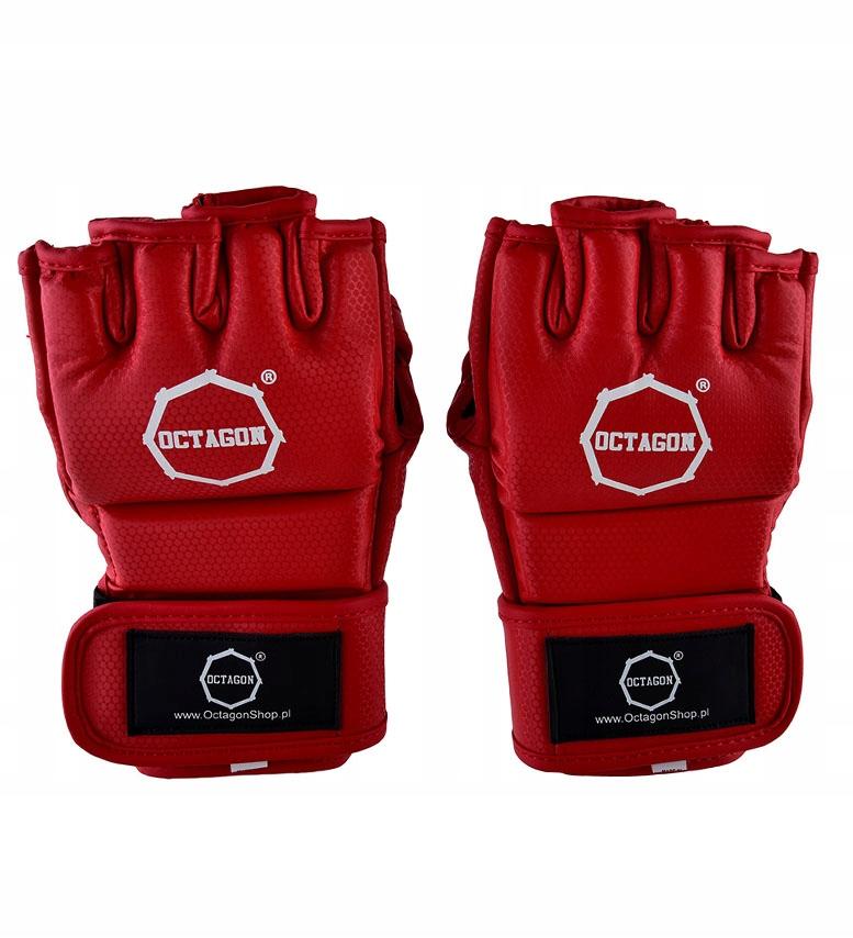 Купить Перчатки Octagon KEVLAR MMA красный R.S на Otpravka - цены и фото - доставка из Польши и стран Европы в Украину.