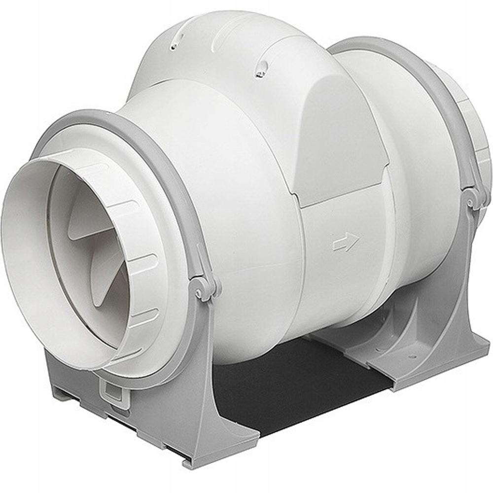Dvojitý ventilátor DIL 125/320 365 M3 / H 125 mm