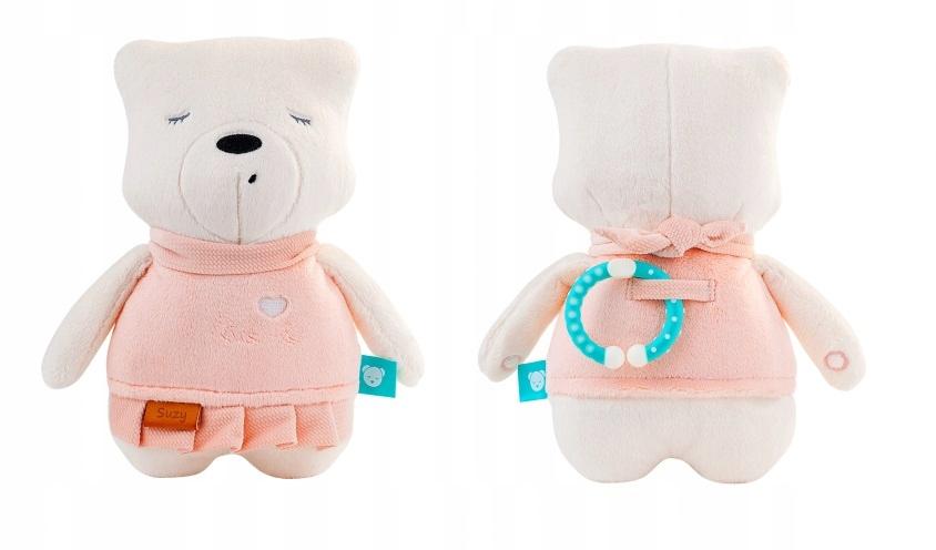 Szumiś - szumiąży teddy medveď upokojujúci pre tichý sen