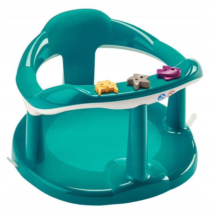 Item THERMOBABY HIGH CHAIR BABY BATH SEAT EMERALD