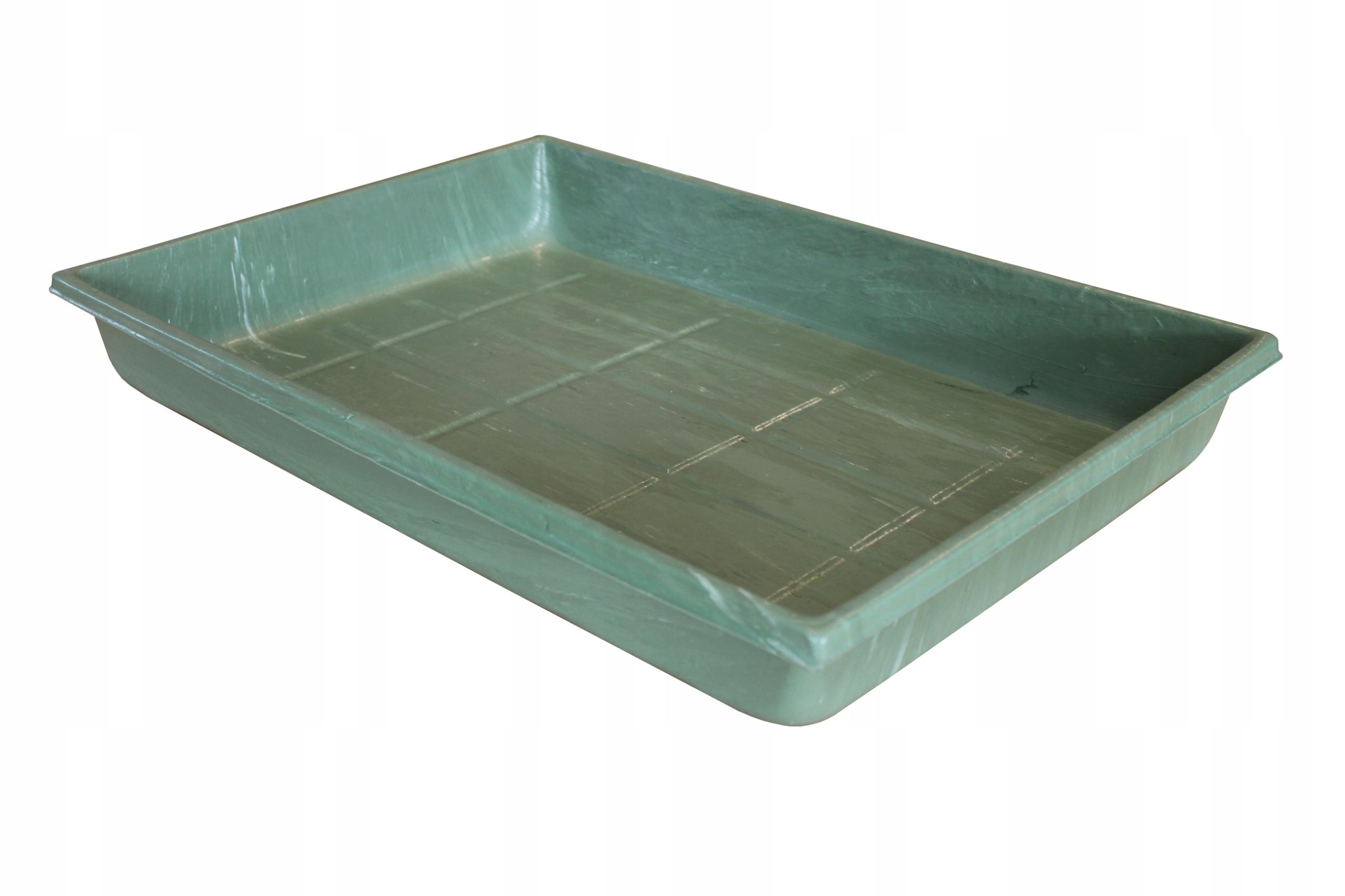 Ванна кювета 64x45x8,5 для голубей, уток, кроликов