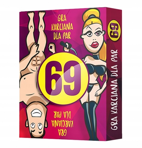 Item 69 - EROTIC CARD GAME FOR COUPLES SEX