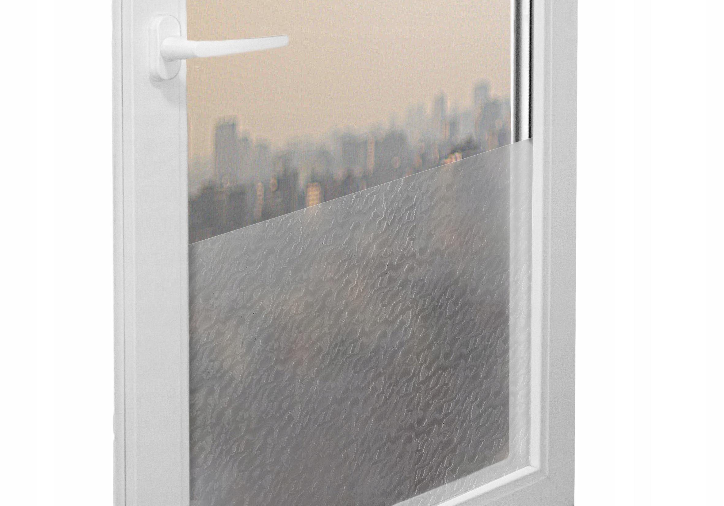 Okno fólia. Lepidlo statické sneh 45x50 g31
