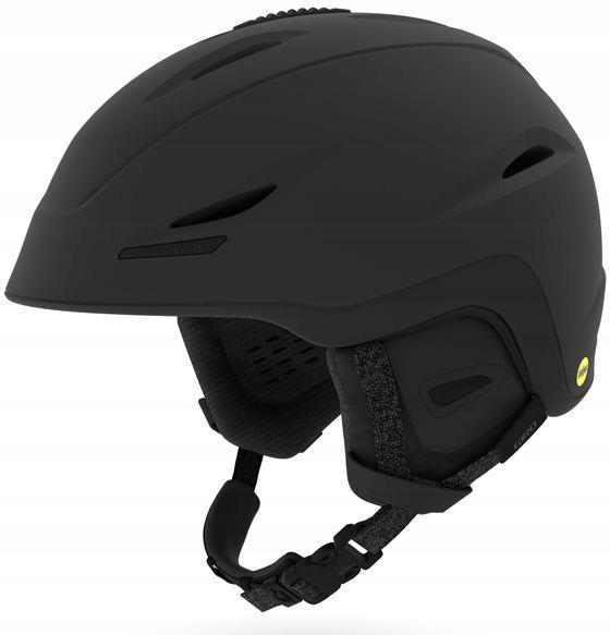 GIRO Шлем катания UNION MIPS Matte Black r. М