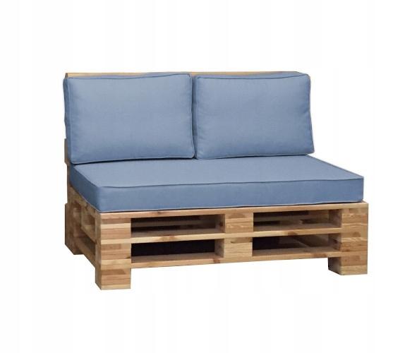 Poduszki ogrodowe Kedra Palety 60x40x15 cm