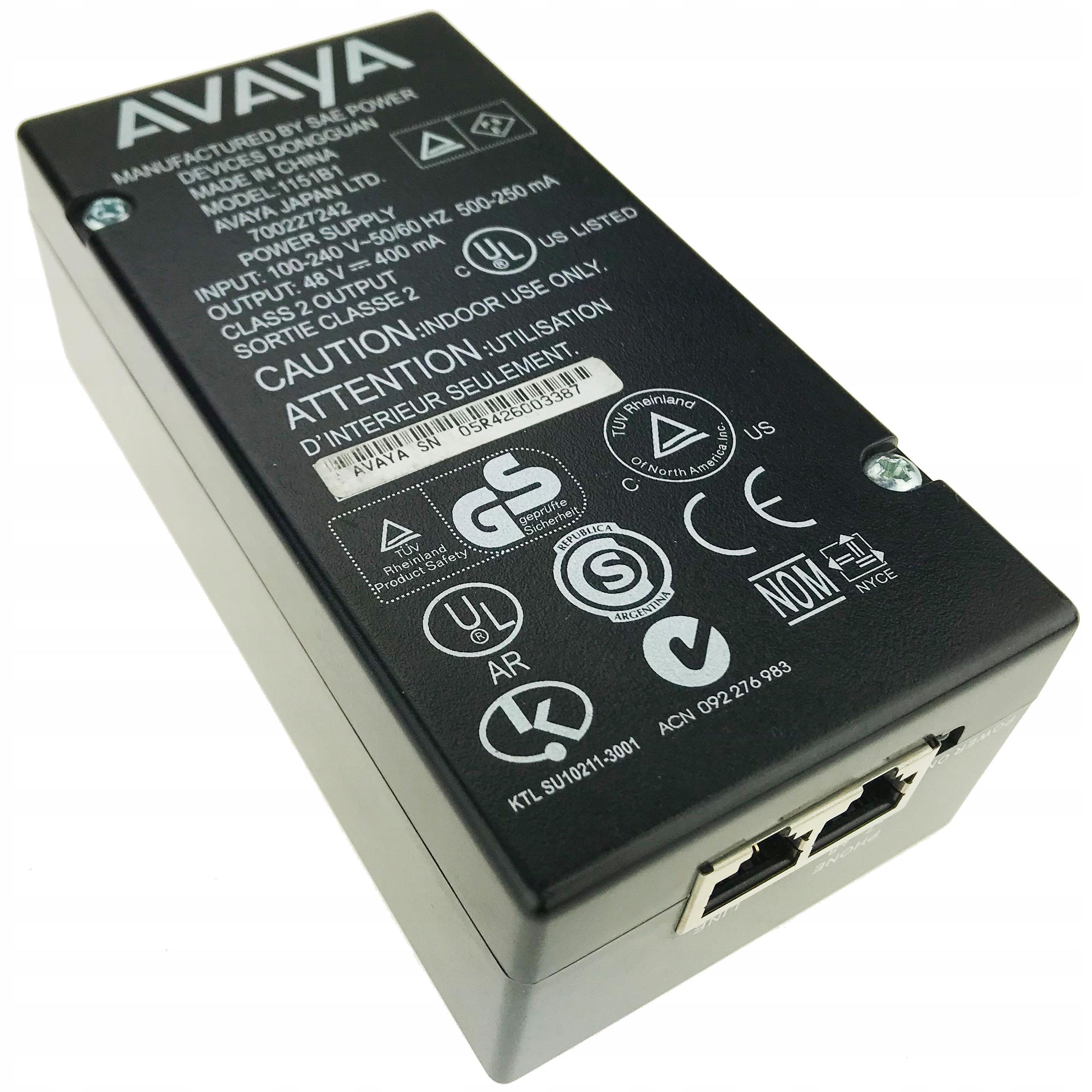 Купить AVAYA 1151B1 < 3 шт. > на Otpravka - цены и фото - доставка из Польши и стран Европы в Украину.