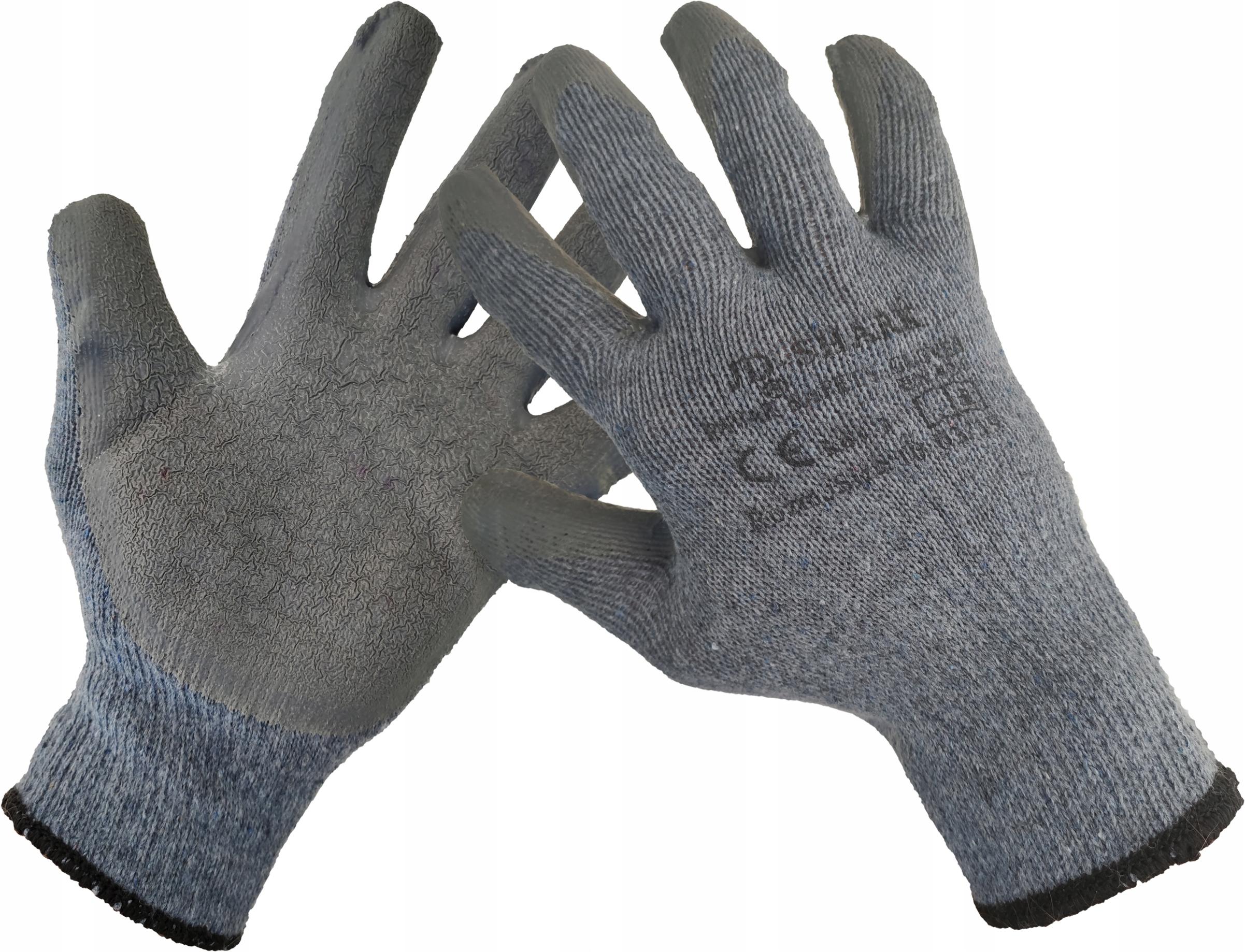 Rękawice ochronne JD-SHARK porowate MOCNE 10 par