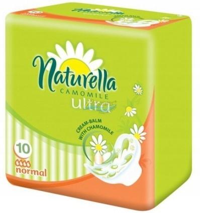 Naturella ultra normal 10шт - ароматические гигиенические прокладки