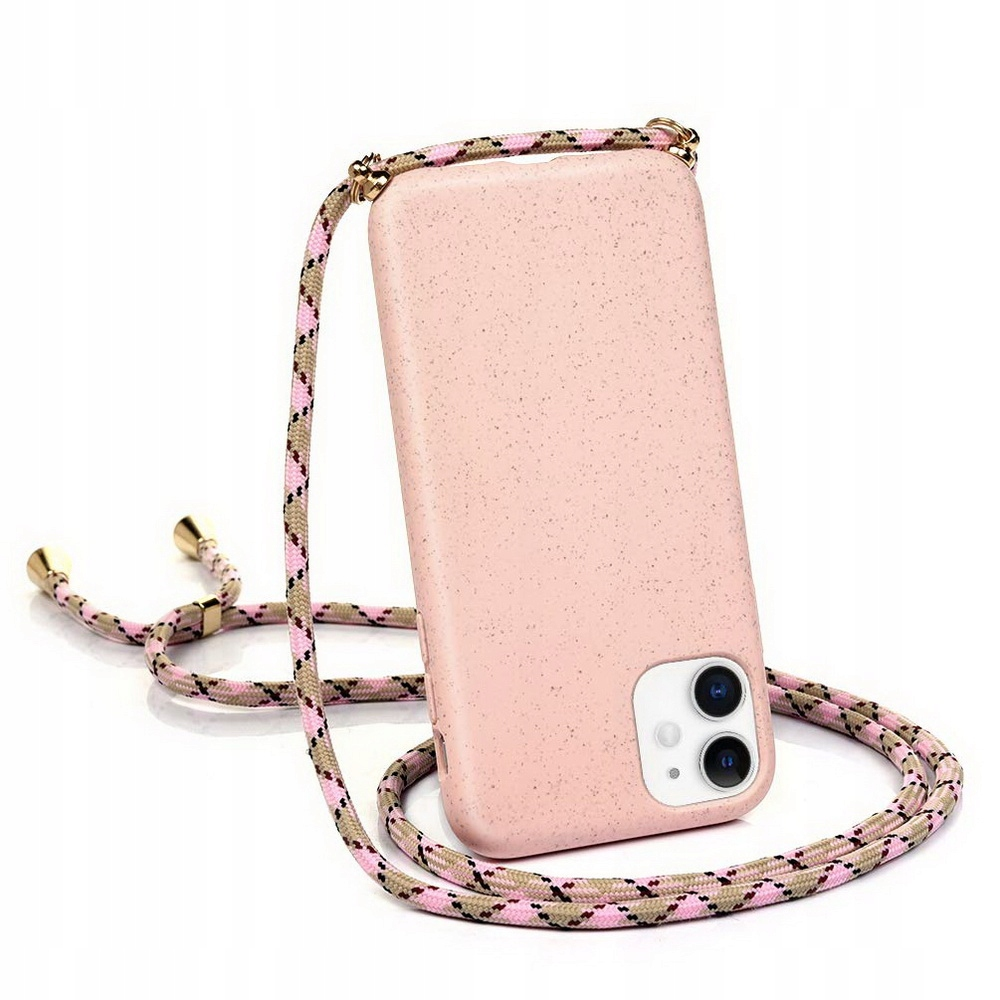Crossbody Silicone Case Etui Sznurek Iphone 11 Pro