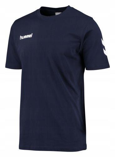 Hummel T-Shirt Core Cotton Carton Granát Veľkosť S