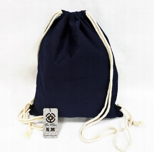 Plecak - worek NEW MILANO GŁADKI 562 Płeć Produkt damski