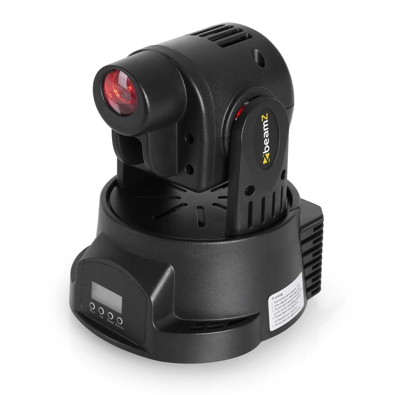 BEEMZ DMX 9 SVETLO EFFEKTU LED RGB D13-37