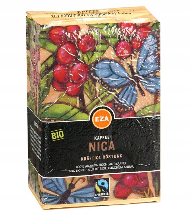 Organická káva mletá 1kg Rozdiel Fairtrade
