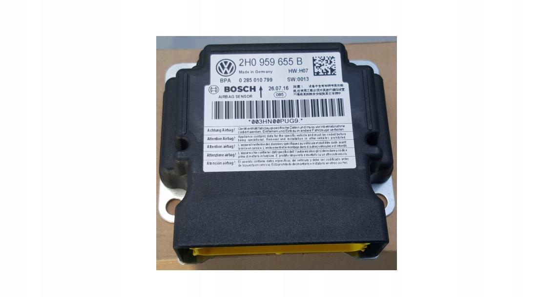 amarok caddy модуль сенсор airbag 2h0959655b