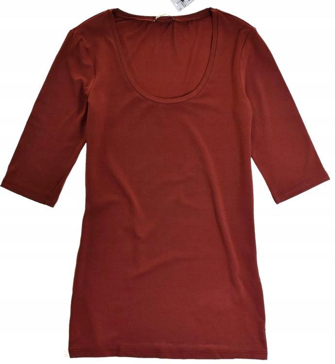 Intimissimi bluzka top rękaw do łokcia modal 36 S