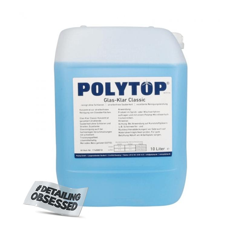 Polytop Glas-Klar Classic Жидкость для мытья стекол 10Л