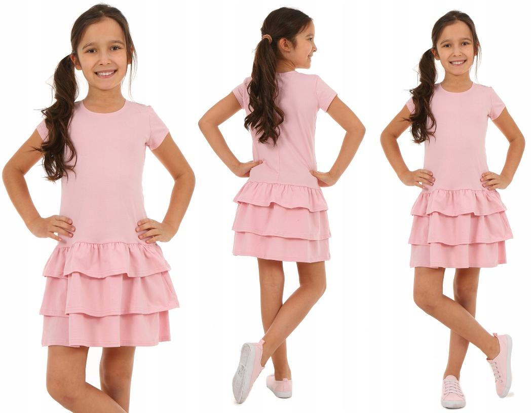 Красочное платье с тремя извлеками - 146 роз