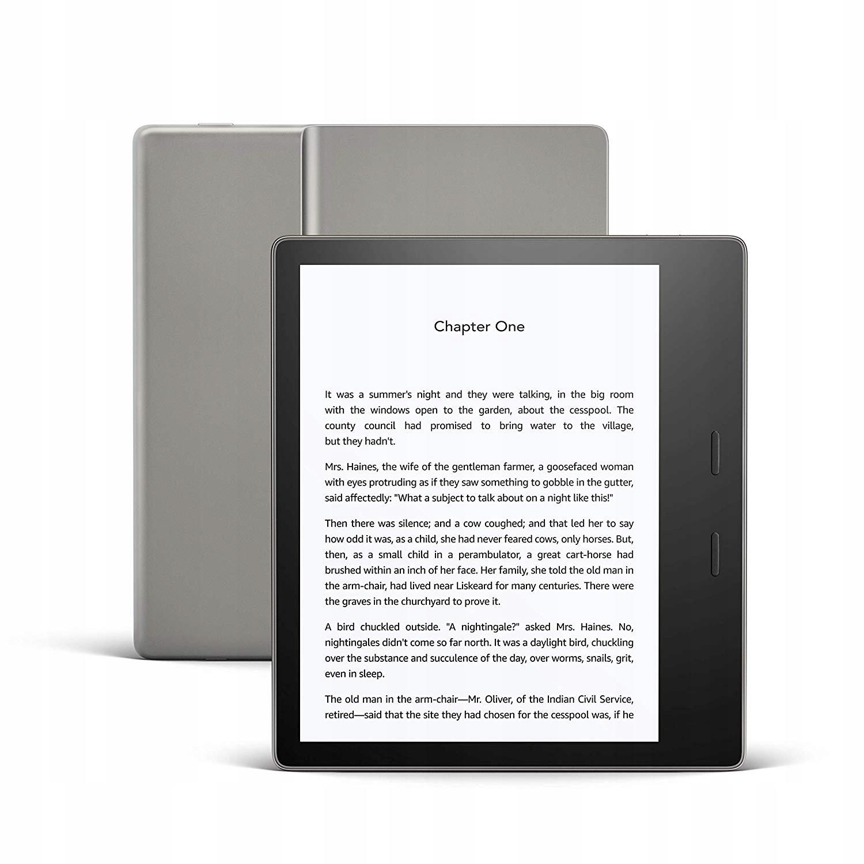 Amazon Reader Kindle Oasis 3 8 GB Nový model 2019