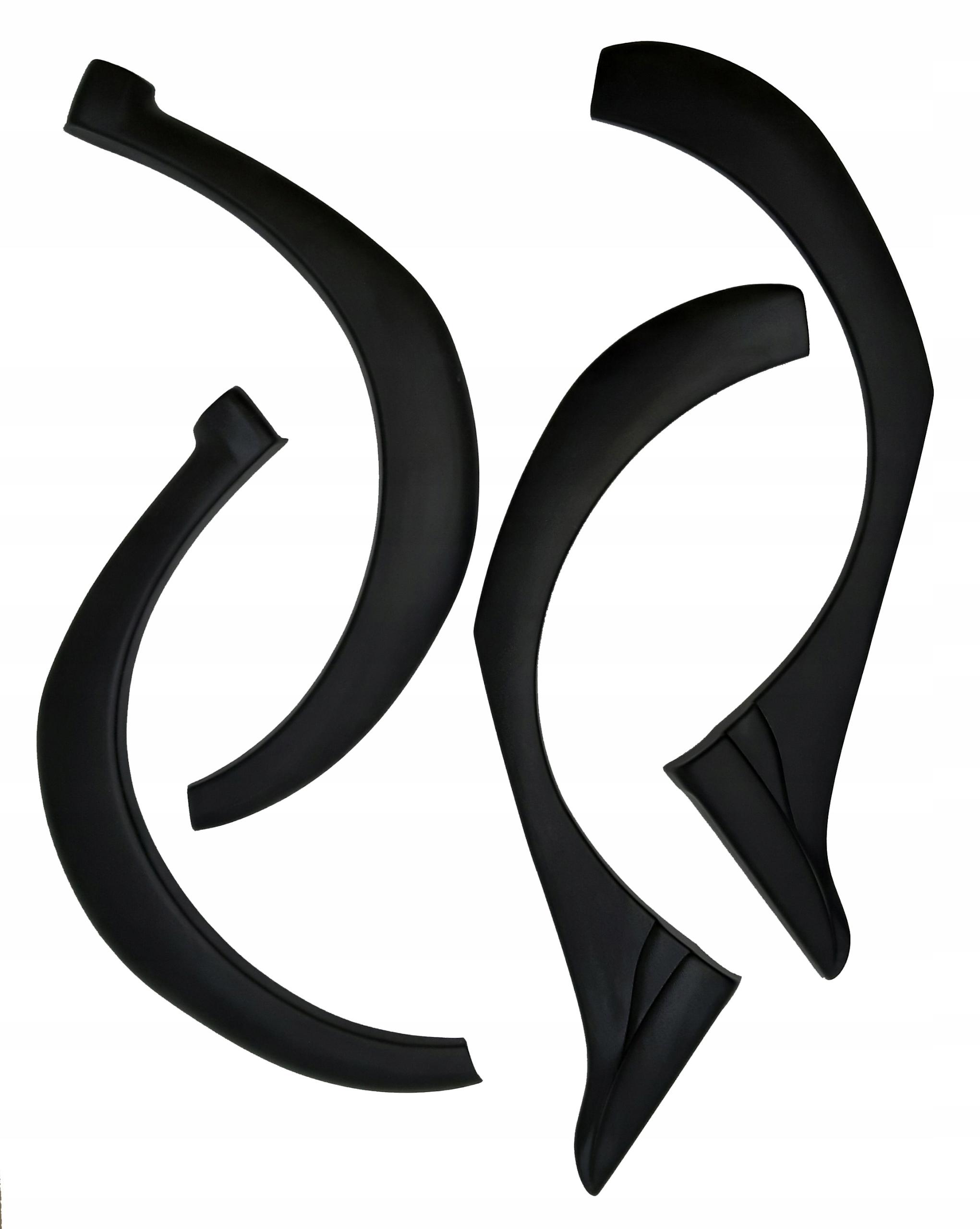 накладки крыло крыльев skoda fabia i