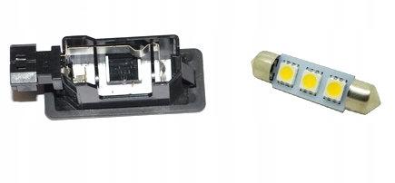 освещение массива bmw 5 e39 e60 e61 lepr led