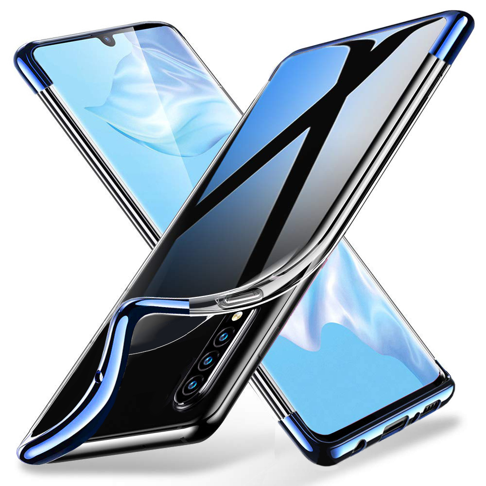 Item HYBRID CASE FOR SAMSUNG GALAXY A50 +TEMPERED GLASS