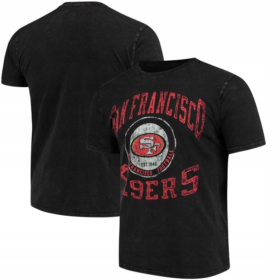 черная футболка NFL Карл Бэнкс Сан-Франциско XL
