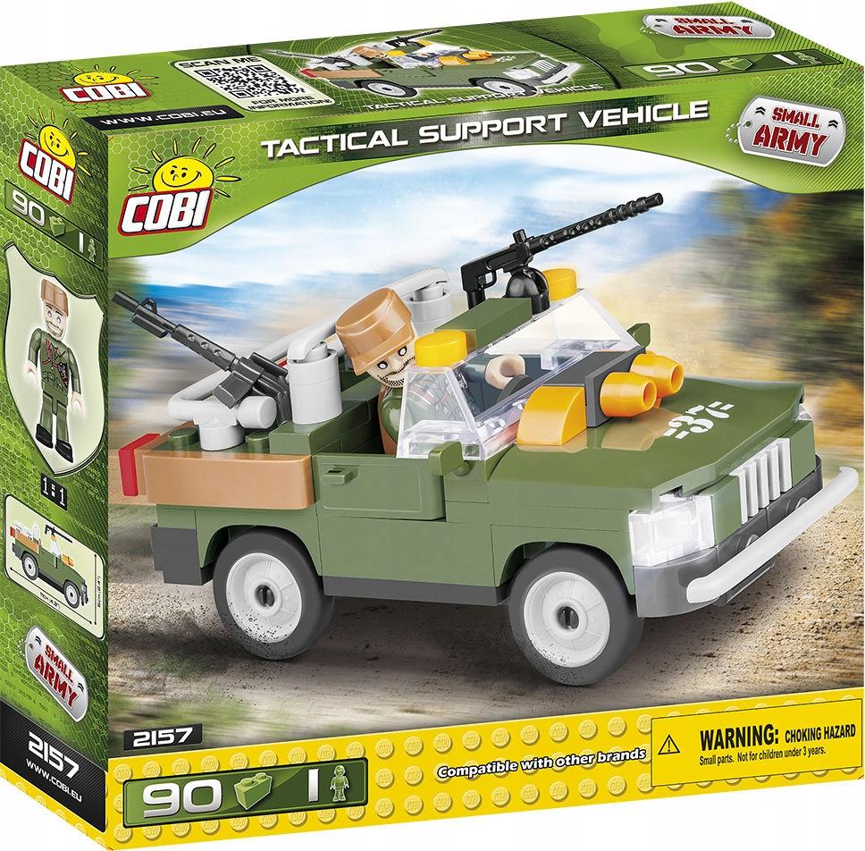 Тактическая вспомогательная машина COBI 2157 90 блоков