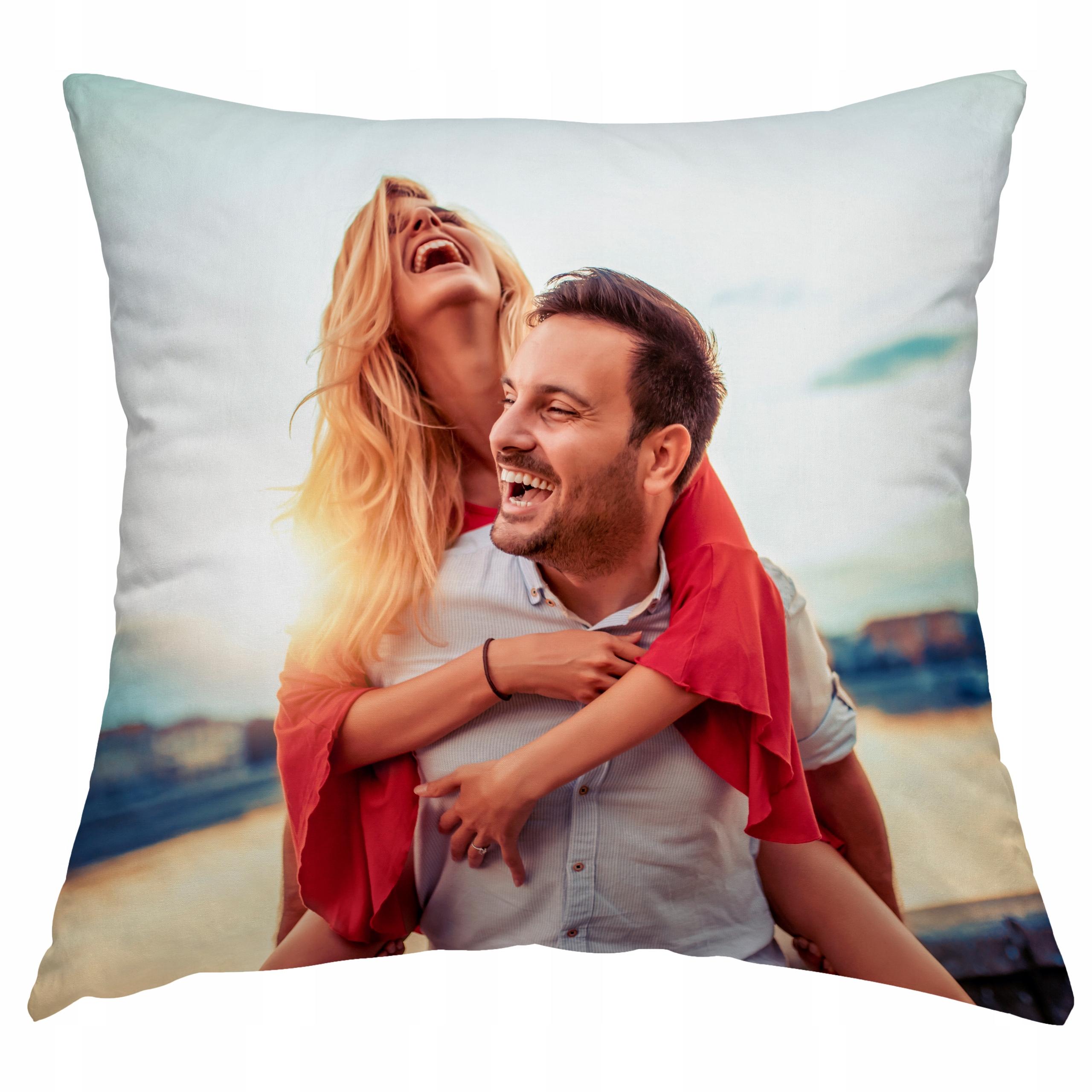 ФОТО подушка с собственной фотографией , рисунком 40х40
