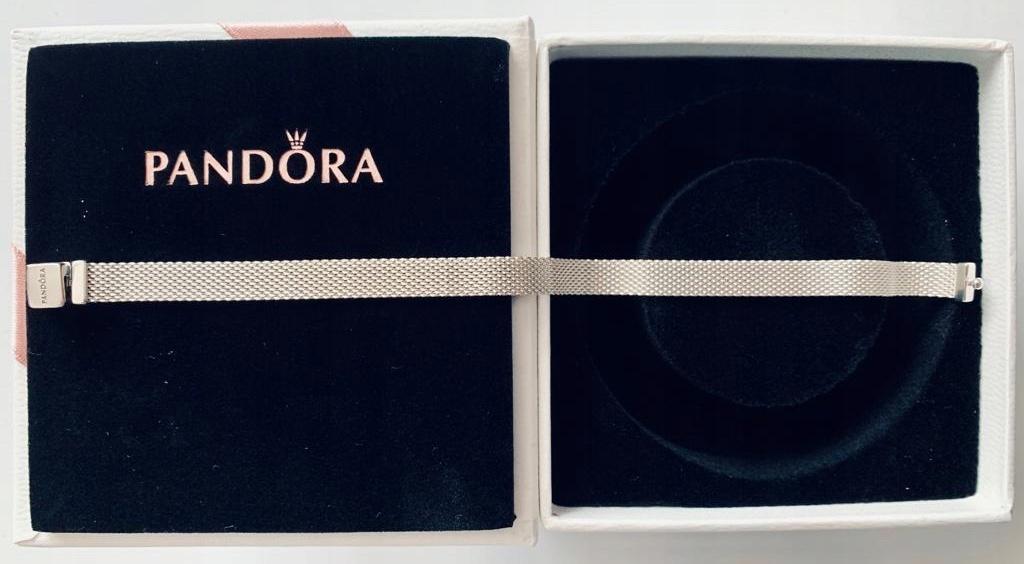 PANDORA náramok Reflexions originálne nové 19 cm