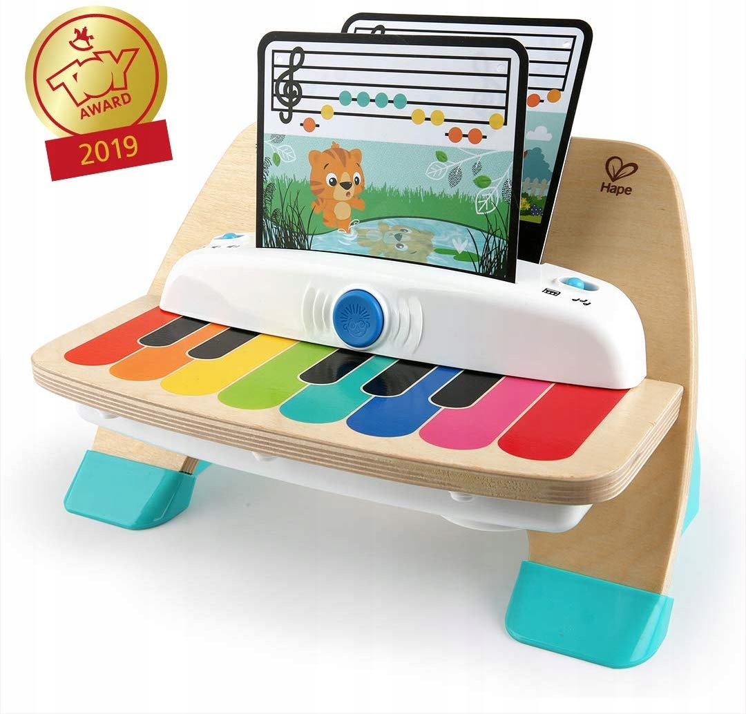 Detská klavírna hudba Einstein Hape Magic Touch
