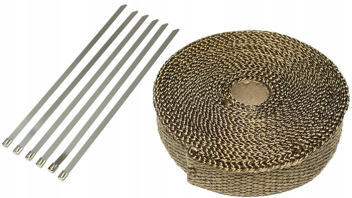 Армированный bazaltowy повязку termoizolacyjny 4мм, 5м