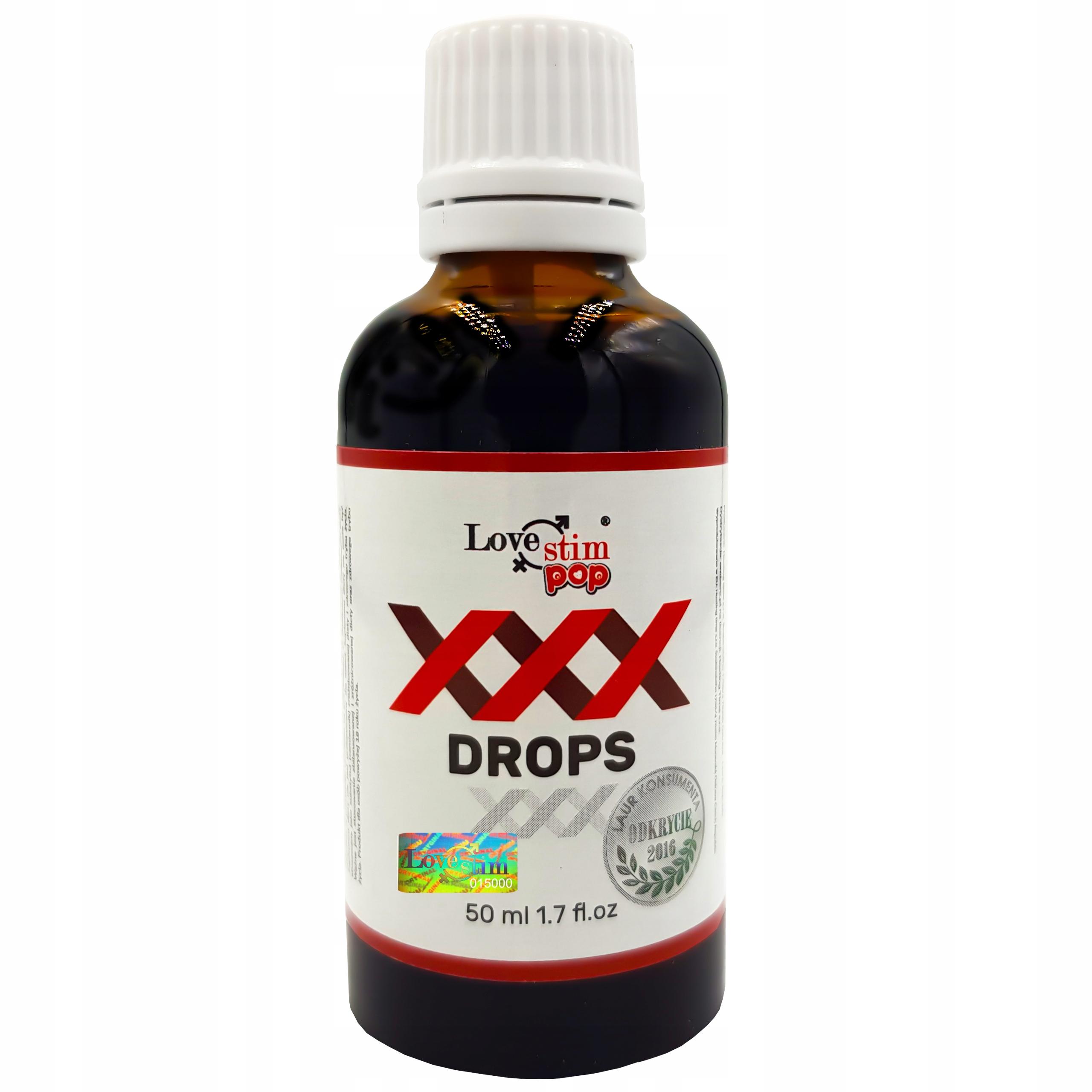Item STRONG DROPS STIMULATING WOMEN XXX DROPS 50 ml