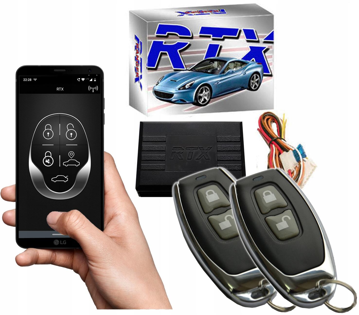 драйвер замка пульт смартфон bluetooth rtx se2bt