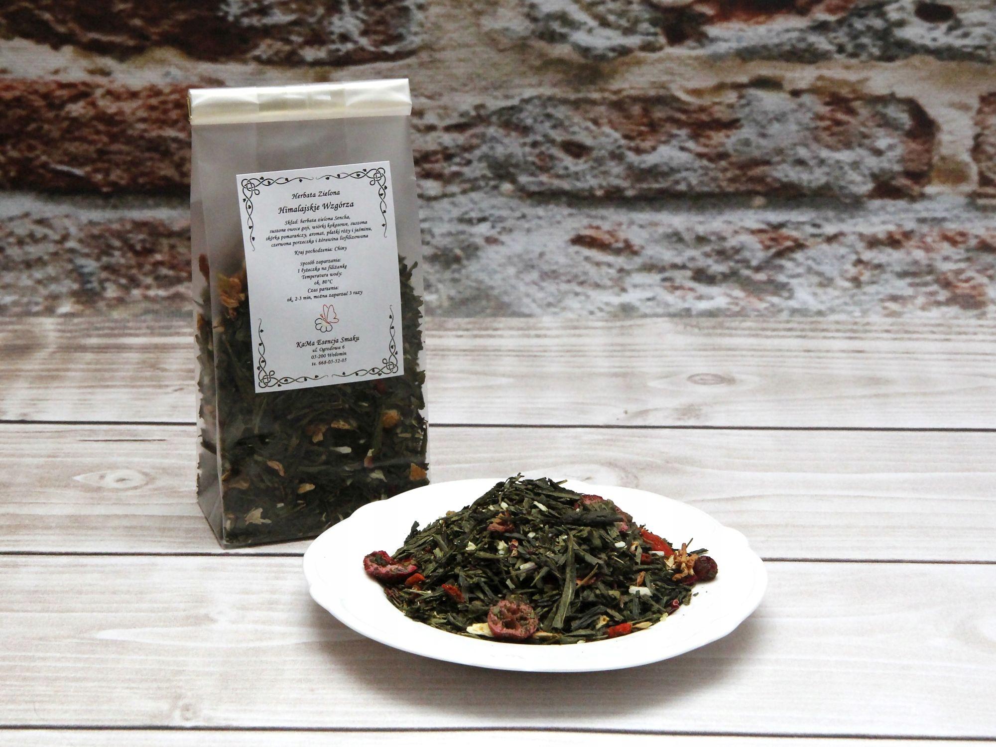 Купить Зеленый чай. Гималайские холмы из смородины годжи. на Otpravka - цены и фото - доставка из Польши и стран Европы в Украину.