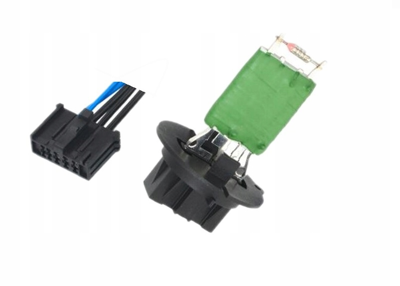 резистор жгут воздуходувки пв peugeot 206 307