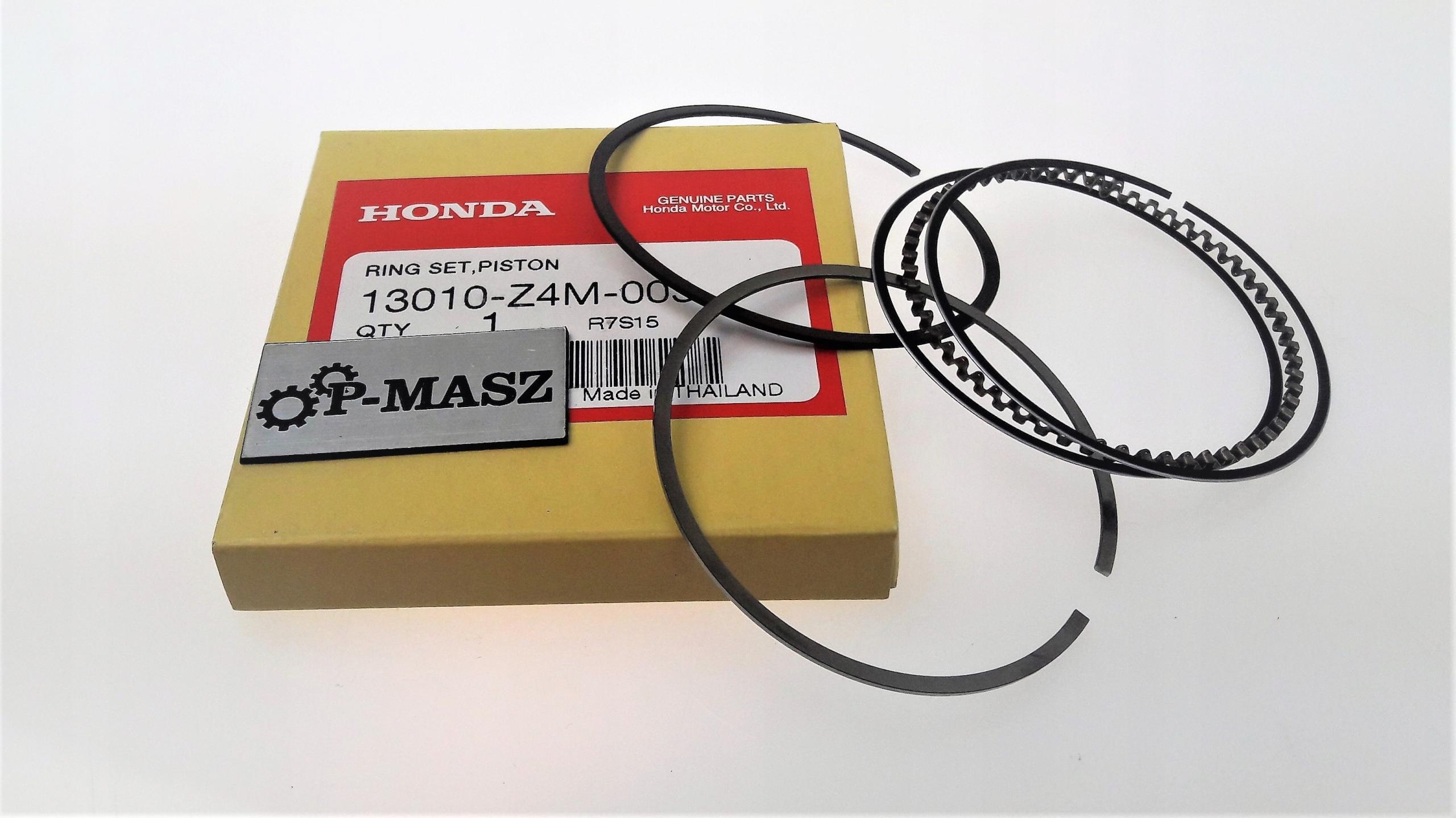 Кольца Honda GX 160 STD Тонкие 13010-Z4M-003