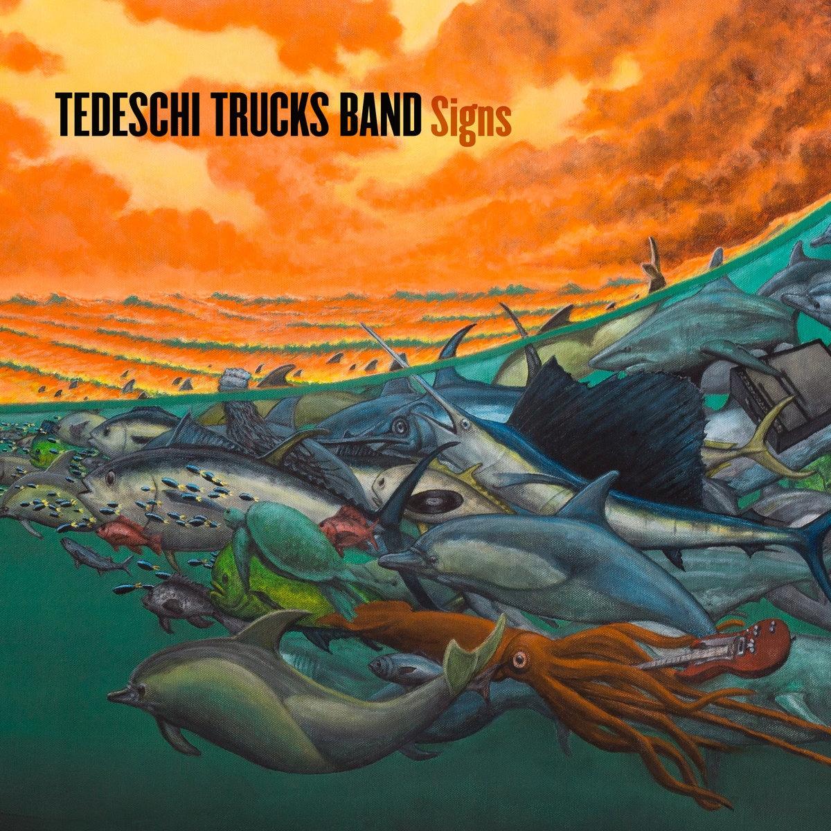 TEDESCHI TRUCKS BAND LP Signs доставка товаров из Польши и Allegro на русском