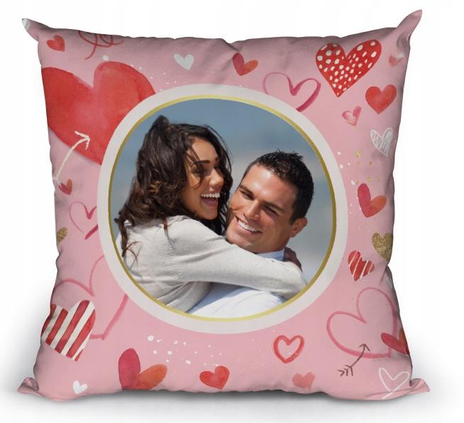 Сделать фото на подушку в москве