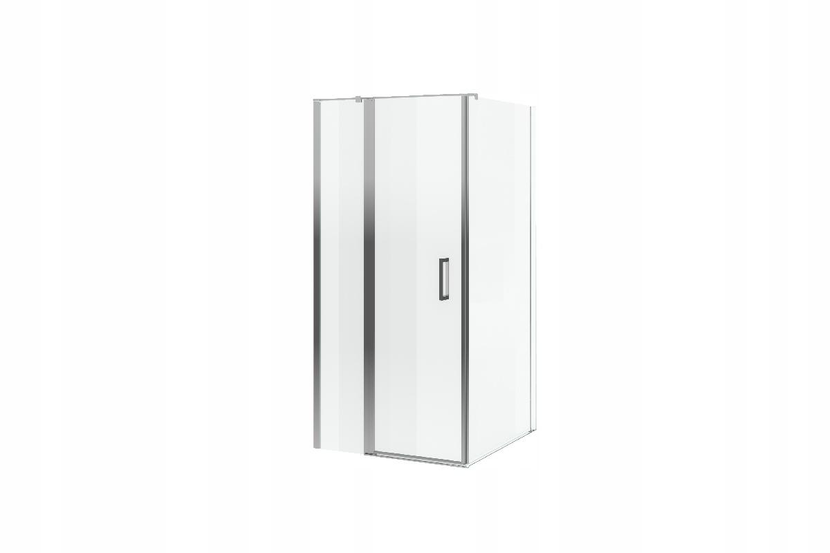VÝBORNÁ kabína MAZO 140x90cm, dvere + presklená stena
