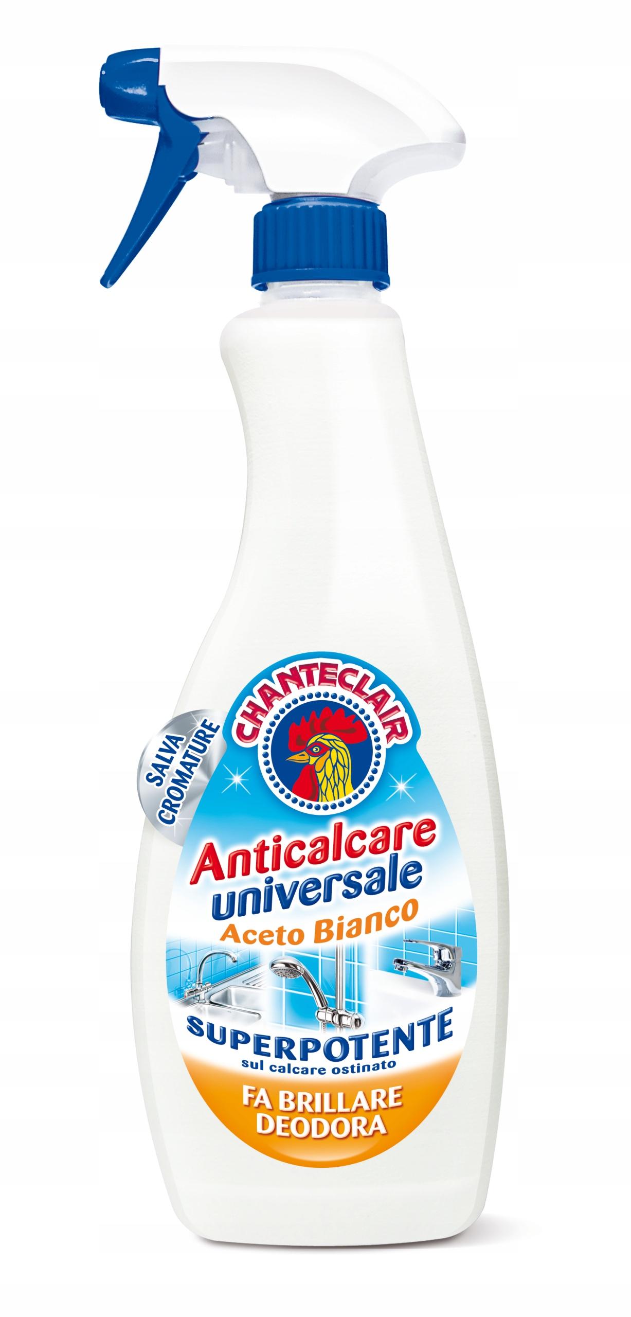 Chante Clair Biały ocet odkamieniacz spray 625 ml