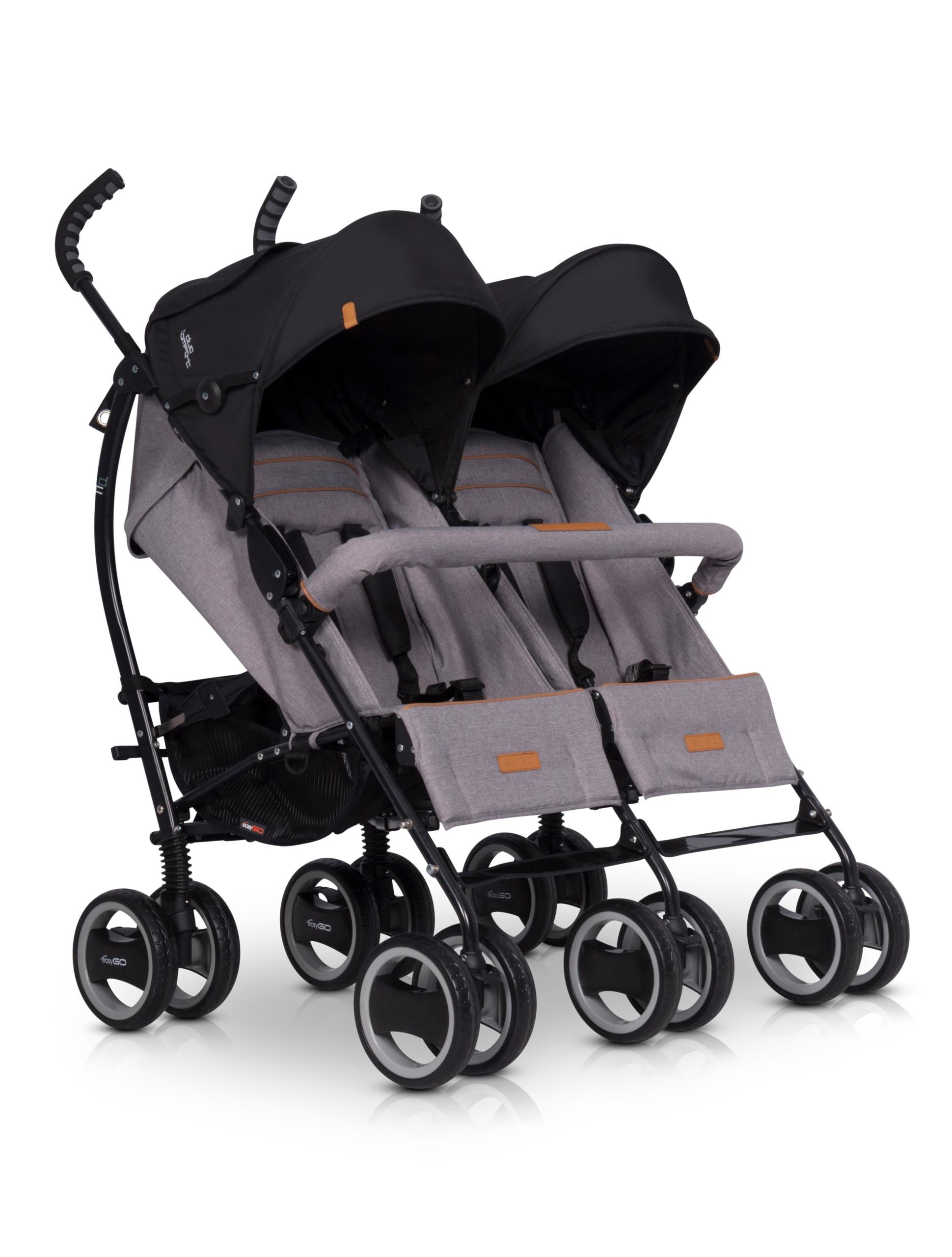 Купить Коляска twin коляска Duo Comfort EASY GO +++ на Otpravka - цены и фото - доставка из Польши и стран Европы в Украину.