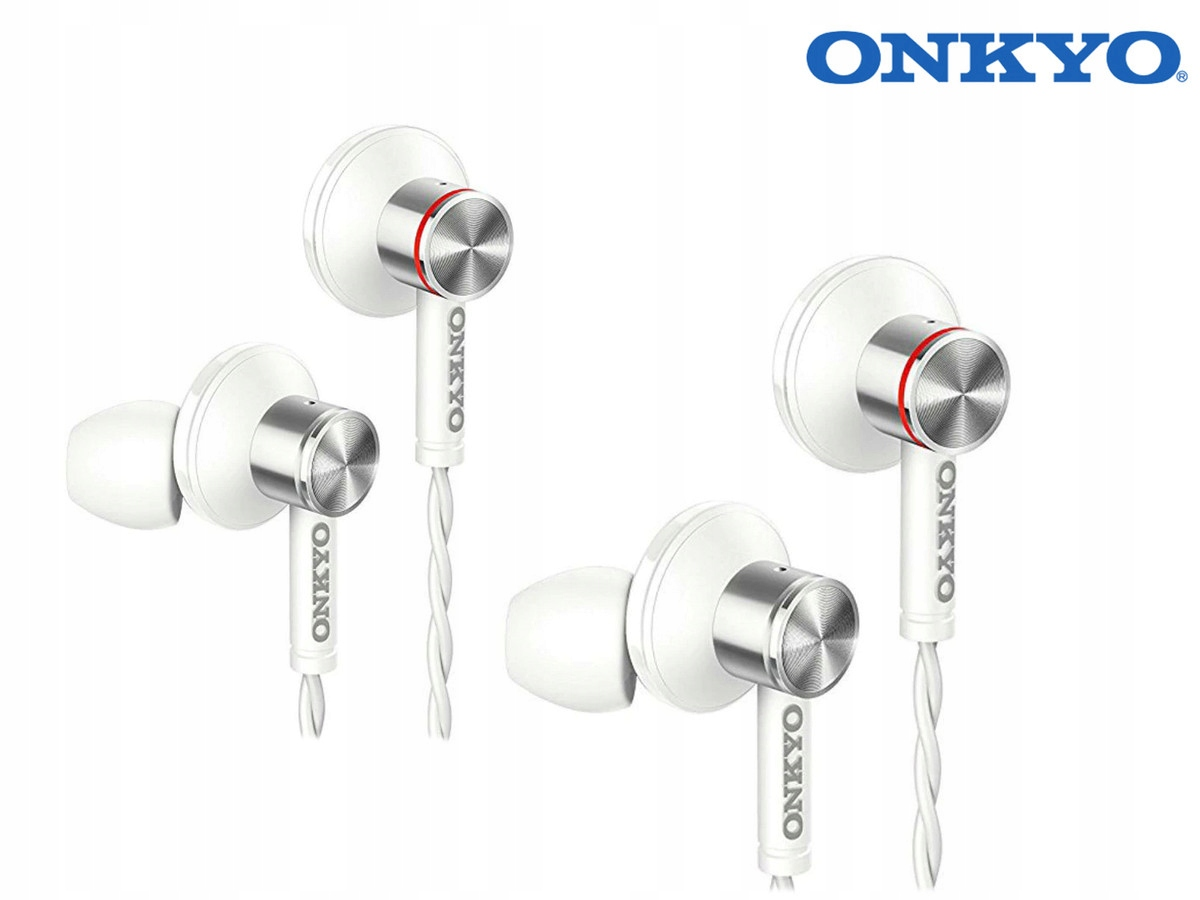 Rewelacyjne Onkyo Hi Res E600MW00 z mikrofonem