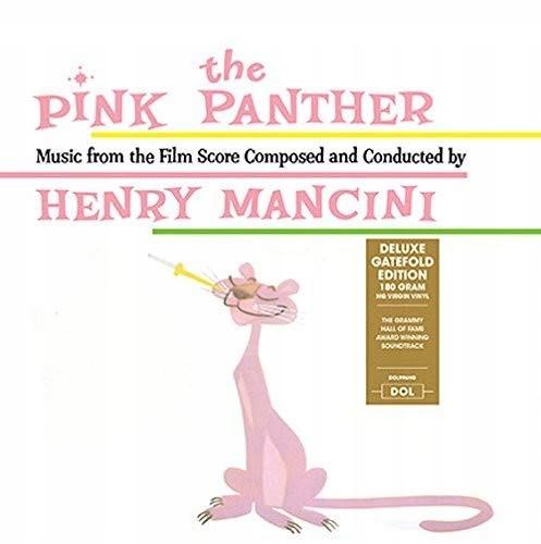 HENRY MANCINI The Pink Panther РОЗОВАЯ ПАНТЕРА, ТОРГ доставка товаров из Польши и Allegro на русском
