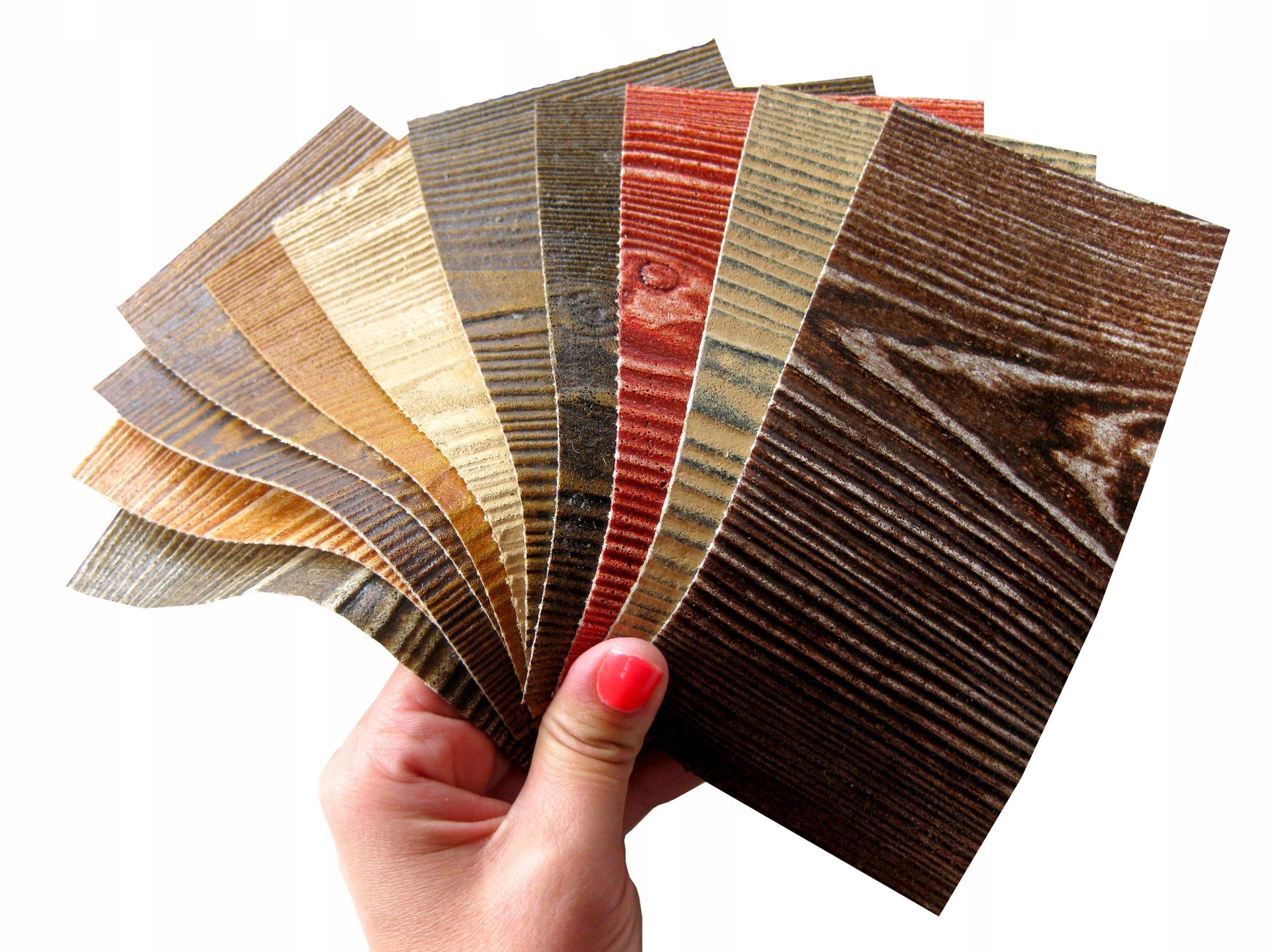 Доска облицовочная имитация доски древесины. Образец доставка товаров из Польши и Allegro на русском