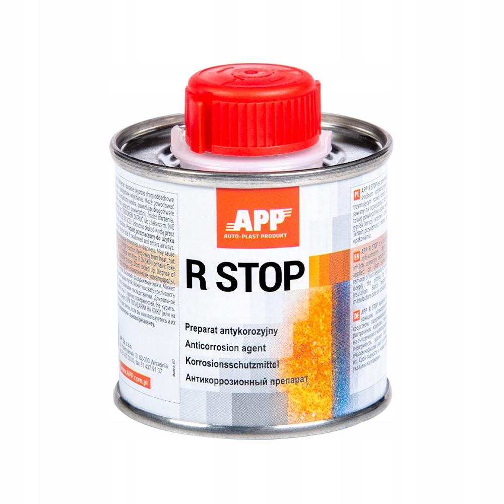 APP R-STOP Антикоррозийное средство останавливает коррозию 100 мл
