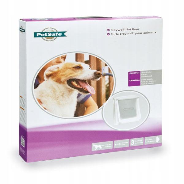 PetSafe Staywell dvere pre veľké psy do 45 kg