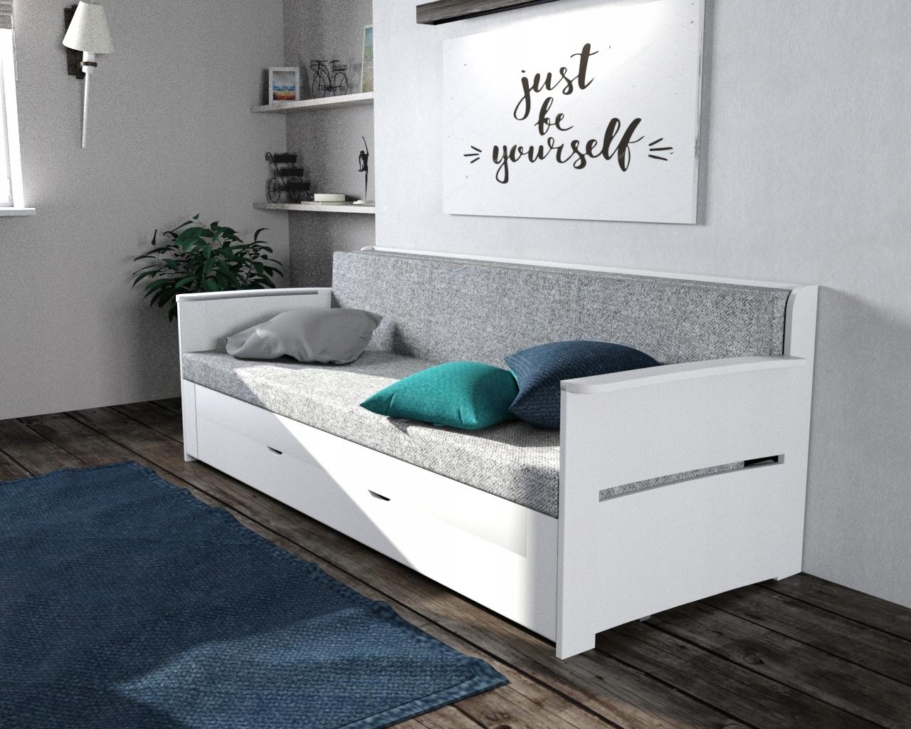 Кровать ДИВАН FOLD-OUT 70x200 140x200