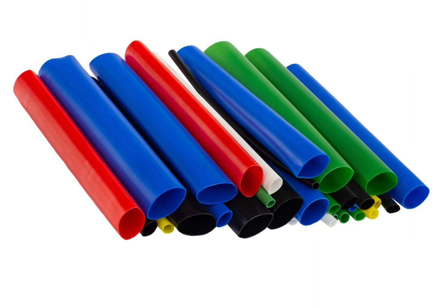 Набор трубчатых трубоубийок сжимается цвет. 9см 36шт