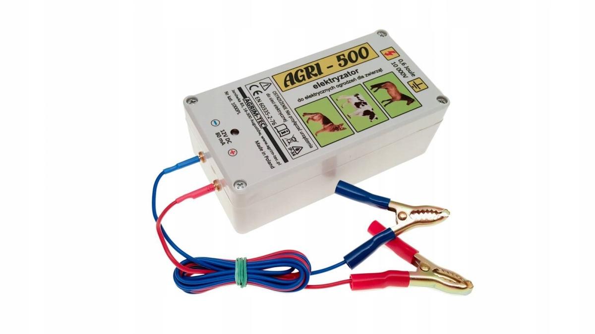 Elektryzator электрический пастух для собаки лошади