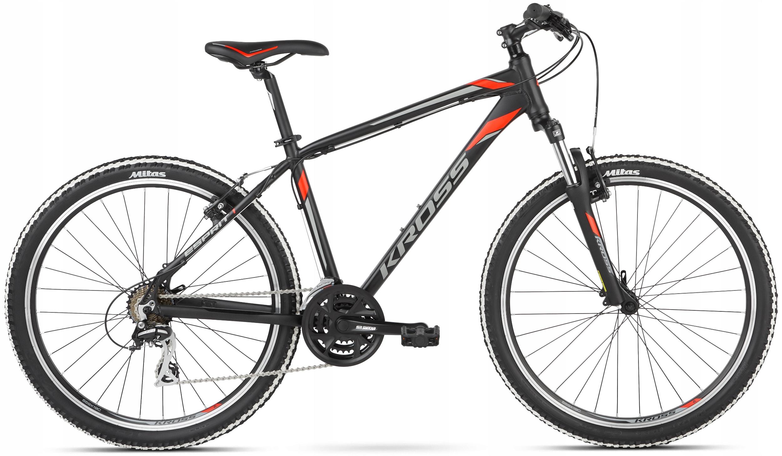 26 мужских горных велосипедов Kross GO Esprit 1 17 '' рама